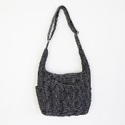 Classic Purse Black & White - Medium